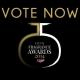 Wählt jetzt: die fünften Fragrance-Awards-Arabia, 2014