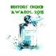 Editors' Choice Awards 2015: Veröffentlichung besonders gelungener Reviews von Fragrantica-Mitgliedern