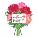 Fragonards Blume des Jahres 2017: Pivoine (Pfingstrose)